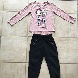 The Children's Place Size 5/6 Outfit